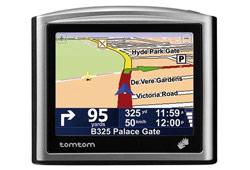 TomTom One v3 autós navigáció + Kelet-Európa szoftver