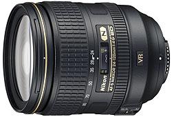 Nikon 24-120/F4.0 AF-S G ED VR objektív